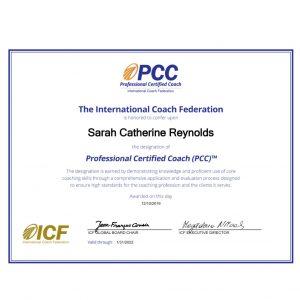 Sarah Reynolds PCC